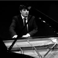 Debussy and his contemporaries interpreted on piano by Mo. David Violi