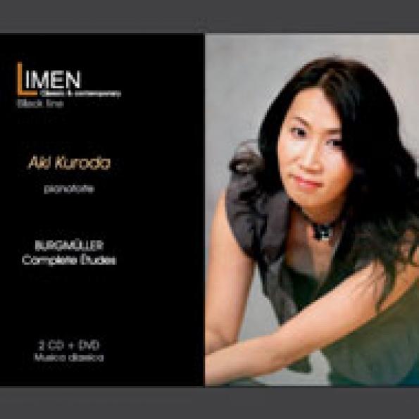 The Burgmüller studies as performed by Aki Kuroda