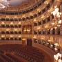 Il Teatro La Fenice, trasformato in una scenografica arca, ospita quattro giovani talentuosi musicisti per un concerto di 'Musica con le Ali'