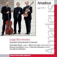 Boccherini e Mozart: protagonisti della rivista Amadeus in edicola a marzo