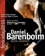 Al Fenice Day 2010 il Maestro Daniel Barenboim