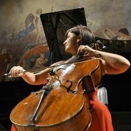 Silvia Chiesa intepreta il Concerto per violoncello di Ildebrando Pizzetti