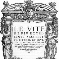 Le 'Vite' del Vasari tradotte in italiano moderno da Marco Cavalli