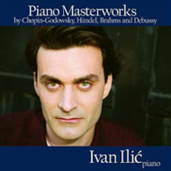 Il pianista Ivan Ilić interpreta alcuni grandi capolavori per pianoforte