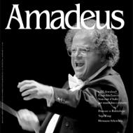 Su Amadeus di giugno James Levine dirige l'Orchestra del Festival di Verbier nella Sinfonia No.5 di Mahler