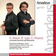 Amadeus, in edicola a febbraio, propone le sonate francesi dell'Ottocento
