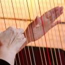 Concerto per violino e arpa questa sera alle Sale Apollinee per Venice Music Master