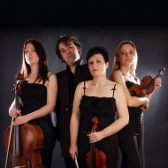 Il Quartetto Anthos interpreta Brahms
