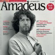 In viaggio con Amadeus: nel numero di agosto 2014 un itinerario musicale ambientato nel '700 italiano