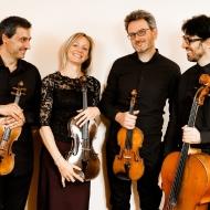 Il Quartetto Prometeo, uno dei più affermati in Europa, torna al Festival Internazionale di Musica di Portogruaro