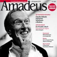 Speciale Claudio Abbado nel numero di Amadeus in edicola a giugno 2014