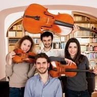 Il Quartetto Werther in concerto al Teatro La Fenice di Venezia per la Stagione di Musica con le Ali