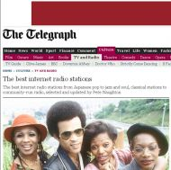 Venice Classic Radio tra le 'best internet radio stations' del Telegraph