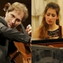 Enrico Bronzi e Lavinia Bertulli in concerto al Teatro La Fenice di Venezia