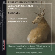 Invito: Estevan Velardi presenta il suo ultimo CD con due Serenate inedite di Alessandro Scarlatti