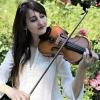 La giovane violinista Emma Arizza con la celebre pianista Nareh Arghamanyan in concerto alla Fenice