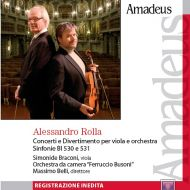 Con Amadeus, in edicola a gennaio, i concerti di Alessandro Rolla e le opere per chitarra di Francisco Tarrega